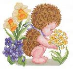 Ellen Maurer-Stroh Hedgehog Baby