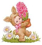 Ellen Maurer-Stroh Bunny Baby