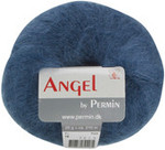884118 Permin Yarn Angel Dusty Blue