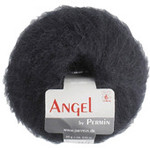 884110 Permin Yarn Angel Black