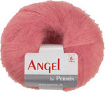 884123 Permin Yarn Angel Rose