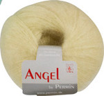 884134 Permin Yarn Angel Pale Yellow