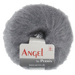884109 Permin Yarn Angel Grey