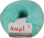 884133 Permin Yarn Angel Mint