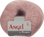884132 Permin Yarn Angel Pale Rose