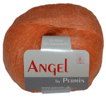 884145 Permin Yarn Angel Soft Orange