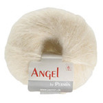 884102 Permin Yarn Angel Off White