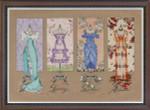 12-1978 MD121 Mirabilia Designs Dressmakers' Daughter