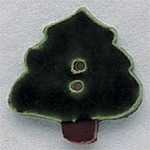 """86007 Mill Hill Button Christmas Tree; 1"""" x 1"""""""