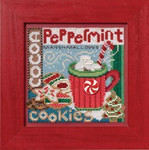 MH142306 Mill Hill Buttons and Bead Kit Santa's Treats (2012)