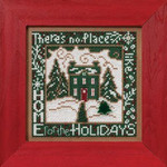 MH142301 Mill Hill Buttons and Bead Kit Home for the Holidays (2012)