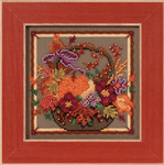 MH143203 Mill Hill Buttons and Bead Kit Autumn Basket (2013)
