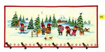 "7715252 Eva Rosenstand Kit Advent Calendar Pixies 16"" x 38""; Linen; 26ct"