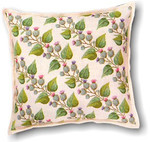 "77014581 Eva Rosenstand Kit Thistles Pillow 16"" x 19""; Linen; 30ct"