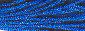 DMC Light Effects Jewels - Blue Sapphire - E825