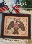 LIBERTY EAGLE (CS) 123w x 102h Blackbird Designs