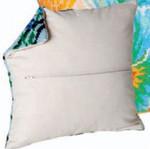 "GOK5999 Thea Gouverneur Pillow Back 15"" x 15"""