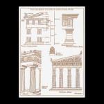 """GOK2070 Thea Gouverneur Kit Greek Period 16"""" x 21""""; Linen; 36ct"""