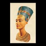 "GOK3071 Thea Gouverneur Kit Nefertiti 14"" x 18""; Linen; 36ct"