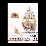 """GOK2079 Thea Gouverneur Kit Sail '85 25"""" x 31""""; Jobelan; 28ct"""