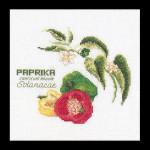 "GOK3041 Thea Gouverneur Kit Paprika 6"" x 6""; Linen; 36ct"