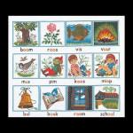 """GOK1066 Thea Gouverneur Kit Alphabet 28"""" x 24""""; Linen; 36ct"""