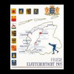 """GOK1061 Thea Gouverneur Kit Friesland 24"""" x 30""""; Jobelan; 25ct"""