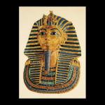 """GOK950 Thea Gouverneur Kit Tutankhamen White 14"""" x 18"""" Linen 36ct"""