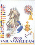 """GOK3080 Thea Gouverneur Kit Amsterdam 2000 23-1/2"""" x 28""""; Jobelan; 25ct"""