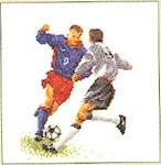 """GOK3030 Thea Gouverneur Kit Soccer 6"""" x 6-1/2""""; Linen; 36c"""