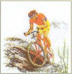 """GOK3035 Thea Gouverneur Kit Biking 6"""" x 6-1/2""""; Linen; 36c"""