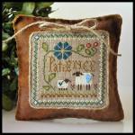 13-2149  7-Patience 61 x 61 Little Sheep Virtue Little House Needleworks