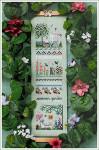 "Summer Garden Sampler"" Victoria Sampler"