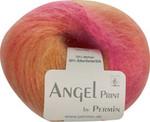 884784 Permin Yarn Angel Print Pink/Orange