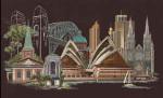 "GOK480B Thea Gouverneur Kit Sydney 32"" x 20""; Aida; 18ct"