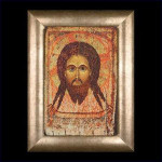 "GOK478 Thea Gouverneur Kit The Holy Face 9"" x 13""; Aida; 18ct"