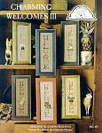 00-1430 Charming Welcomes III by Homespun Elegance Ltd