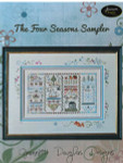 13-1366 Four Seasons Sampler Size: 105 x 185 Jeannette Douglas Designs