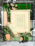 02-1557 Mini Topiary Sampler 4 by Jeannette Douglas Designs