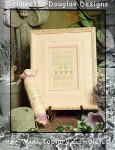 02-1558 Mini Topiary Sampler 5 by Jeannette Douglas Designs