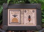 13-2232 Bee Study by Kathy Barrick 158w x 93h