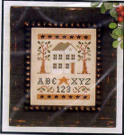 04-2659 ABC123 by Little House Needleworks