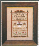 07-1010 Chocolate Shoppe by Little House Needleworks