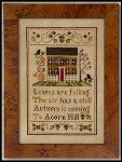 07-2376 Acorn Hill by Little House Needleworks