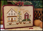 08-2551 LHN-ADU05 ALL DOLLED UP! Hen Party Little House Needleworks