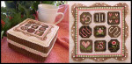 08-2113 Chocolate Box by Little House Needleworks
