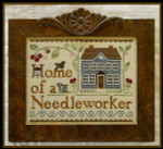 08-1109 Home Of A Needleworker Too! by Little House Needleworks