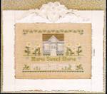 05-1865 Daisy Lane Cottage by Little House Needleworks