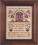 07-1231 Nature's Beauty by Little House Needleworks