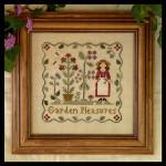 07-2148 Garden Pleasures by Little House Needleworks